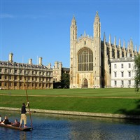 A Mind-Bending Tour of Cambridge