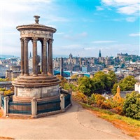 Edinburgh & The Scottish Borders
