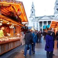 Leeds Christmas Market & Shopper