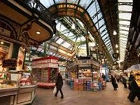 Leeds Kirkgate Market (back for 4pm)