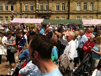 Ossett Market