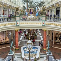 Coronation Street & Trafford Centre Shopper